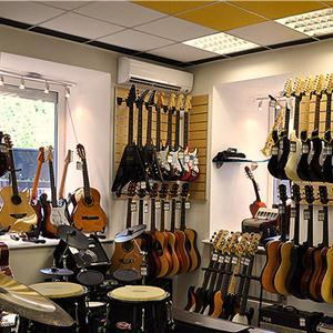 Музыкальные магазины Томилино