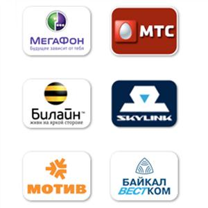 Операторы сотовой связи Томилино
