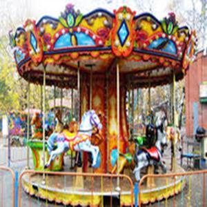 Парки культуры и отдыха Томилино