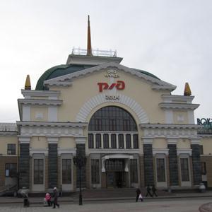 Железнодорожные вокзалы Томилино